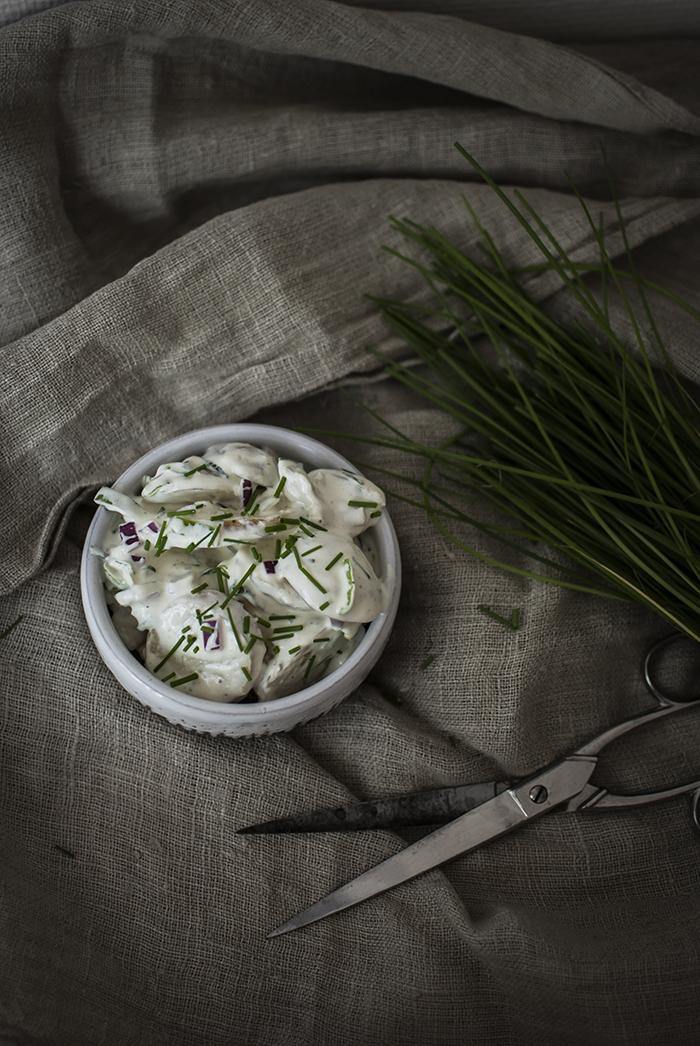 Recept – potatissallad
