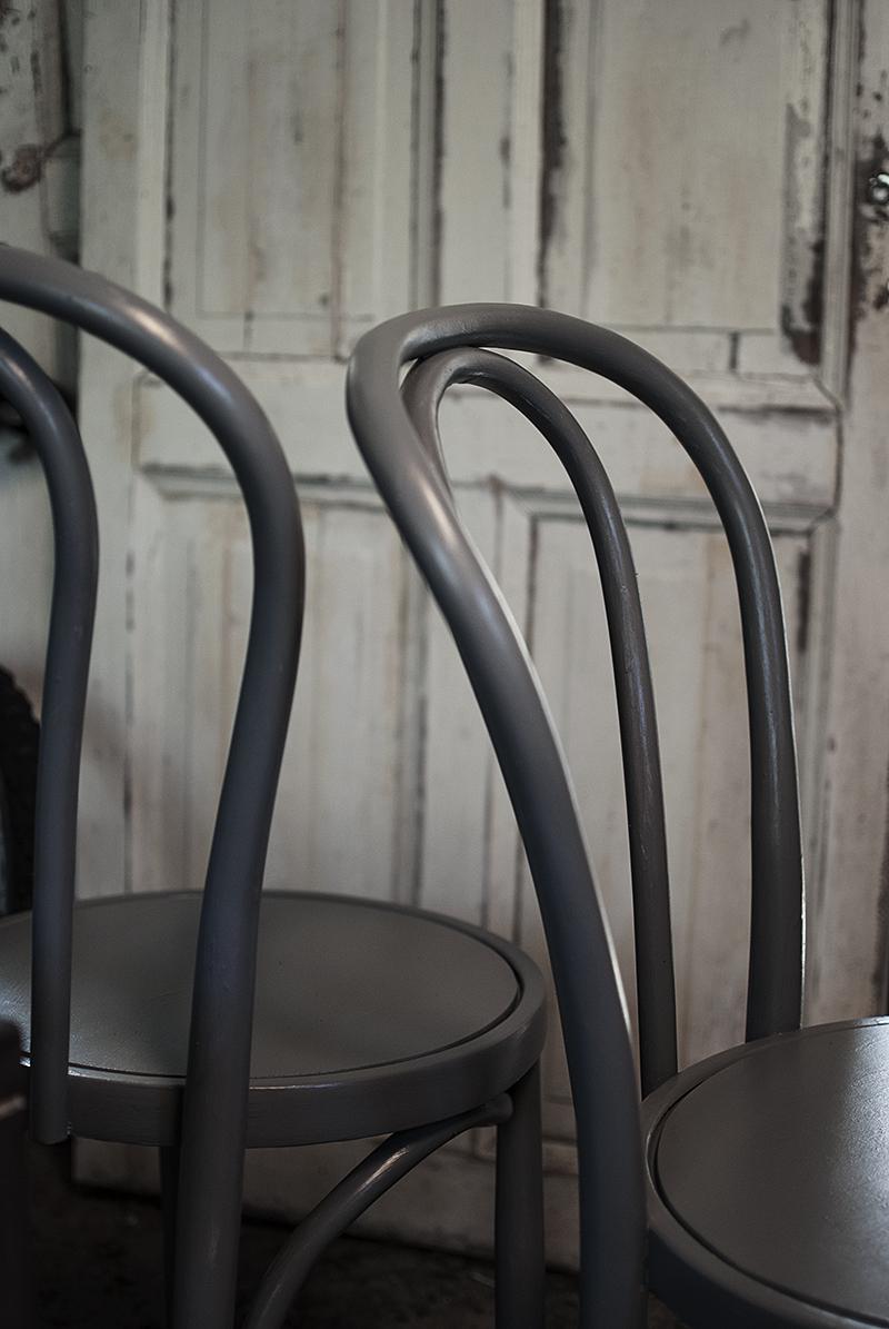 Tjuvtitt på stolarna
