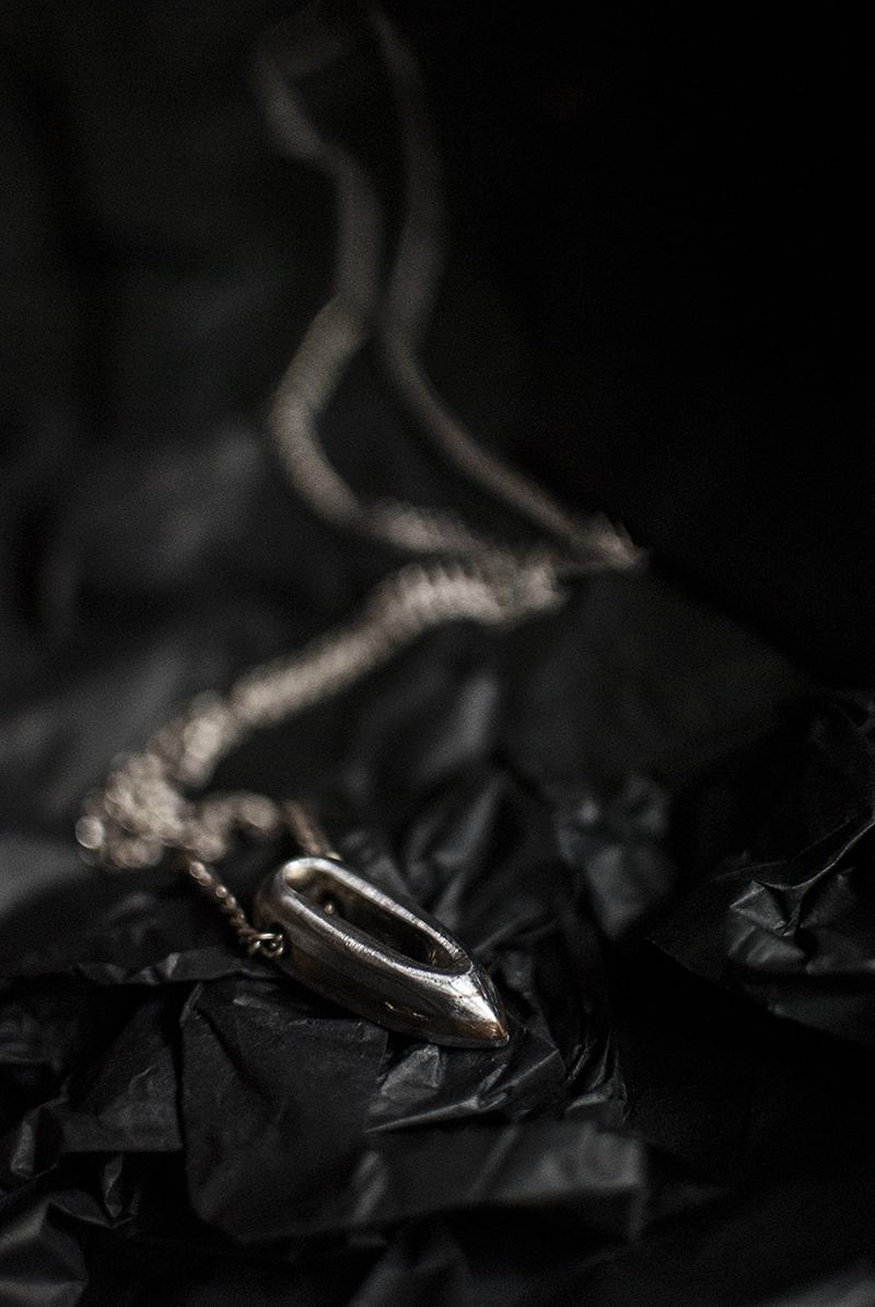 Nytt halsband
