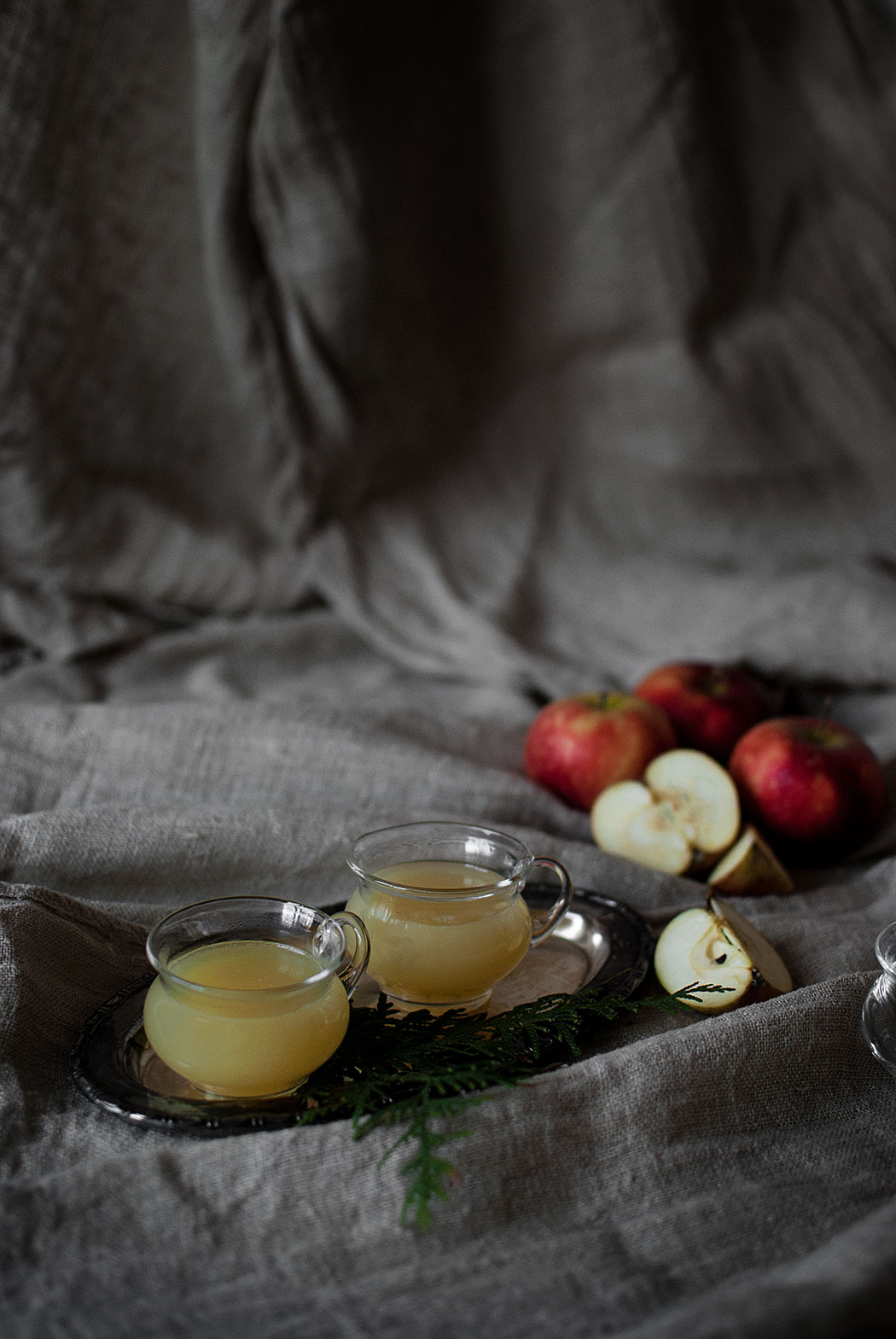mulled apple cider – recept