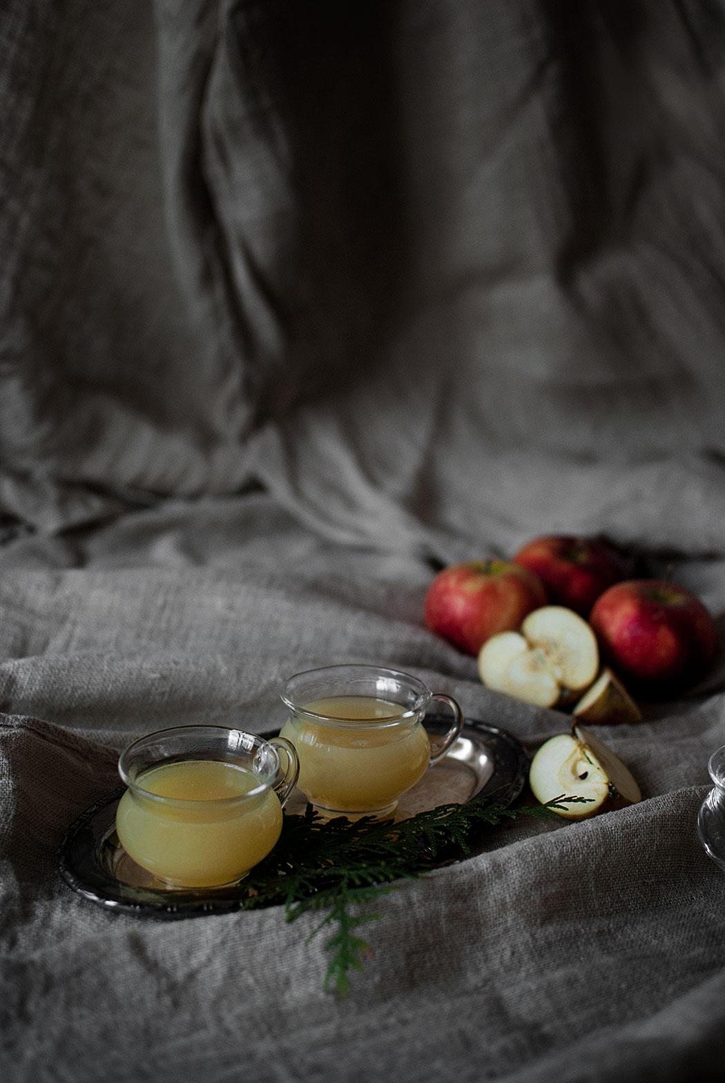 mulled apple cider – recept
