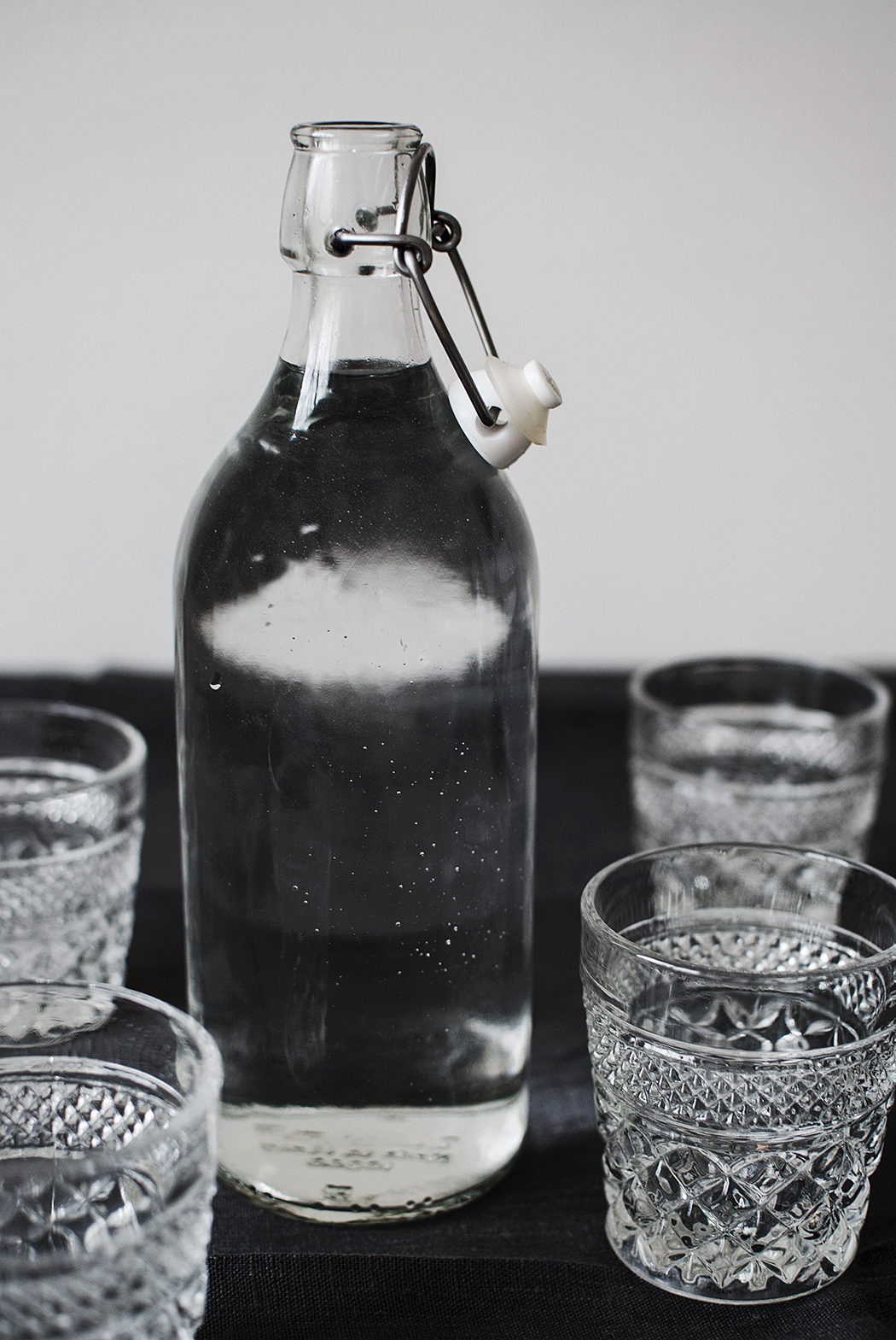 Miljötips: välj kranvatten över flaskvatten