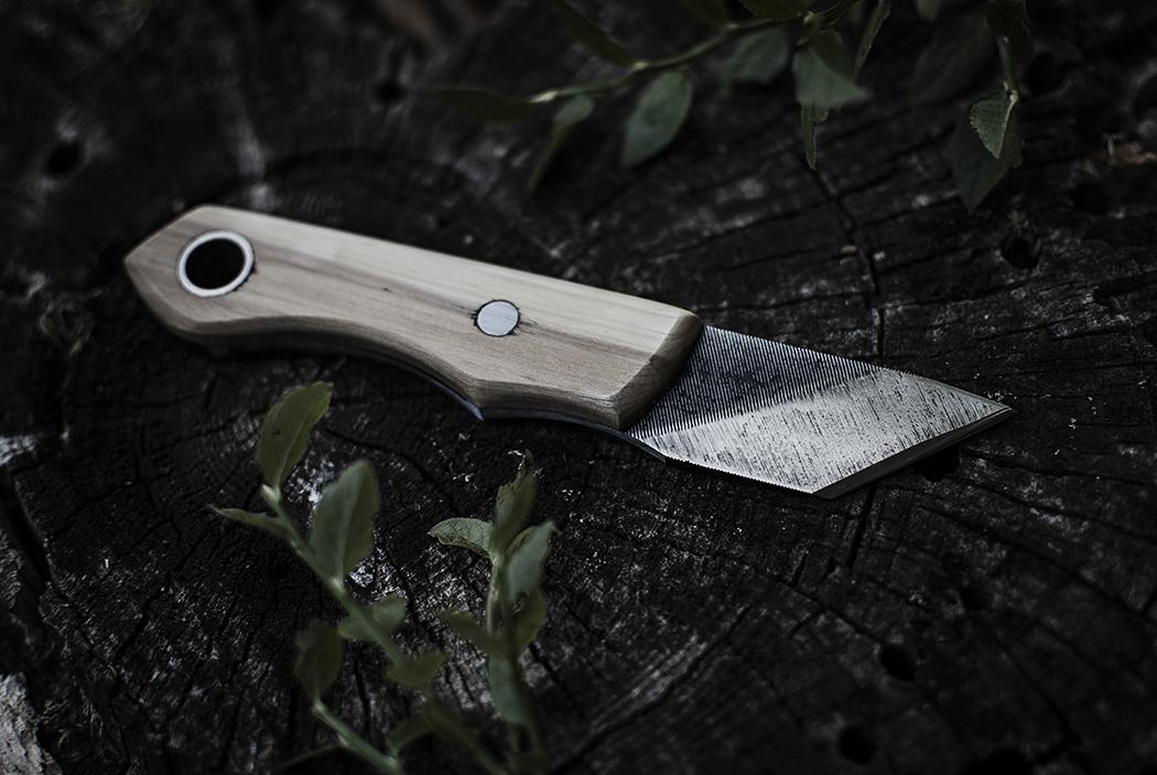 Monthly Makers – Något jag aldrig testat: Kiridashi utility knife