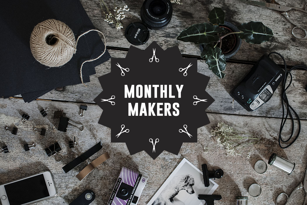Monthly Makers oktober