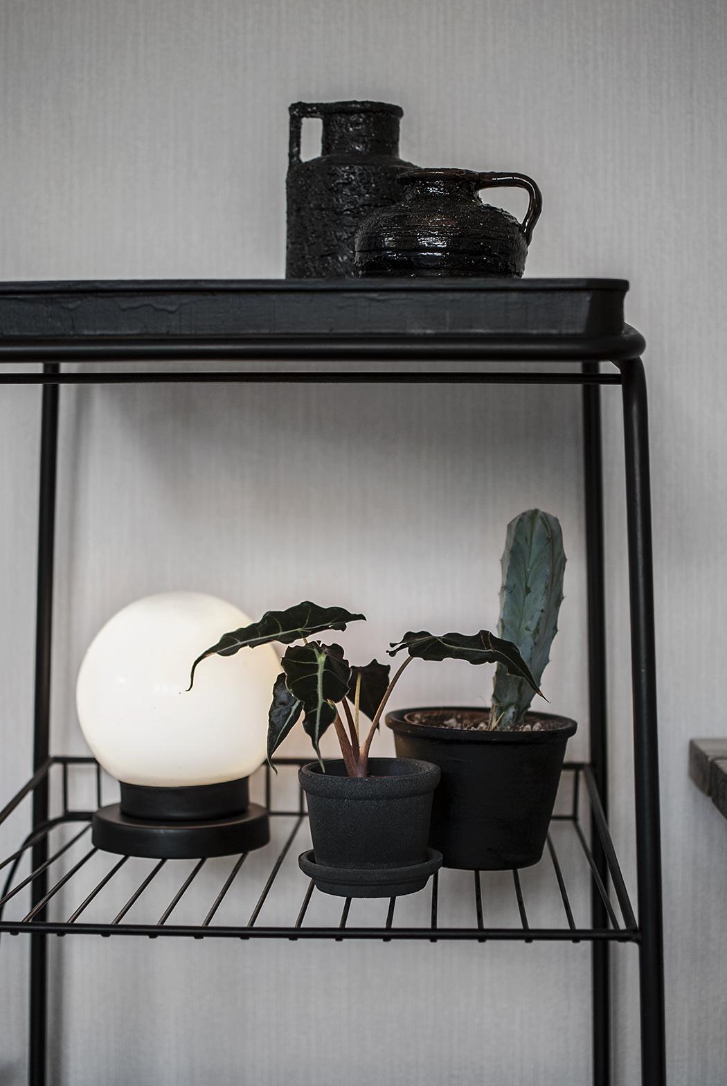 Favorit i repris: lampa i återbrukat material