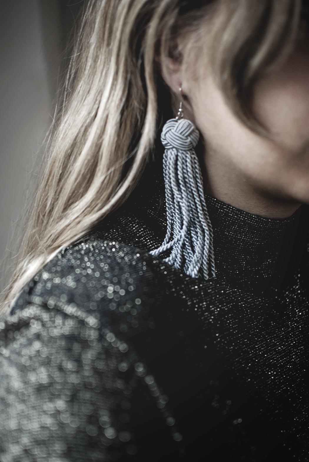 DIY – trendiga örhängen