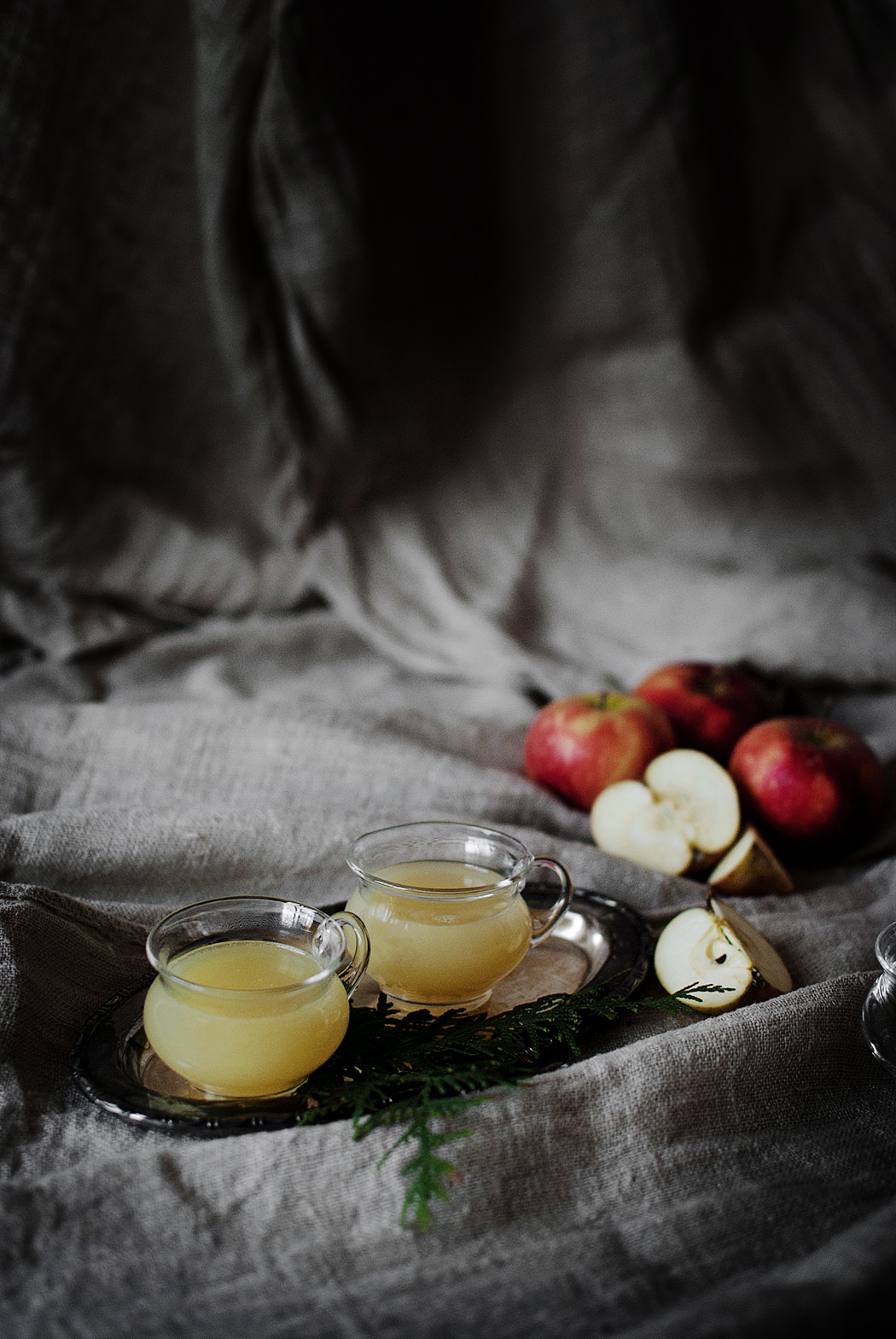 mulled apple cider (alkoholfritt)