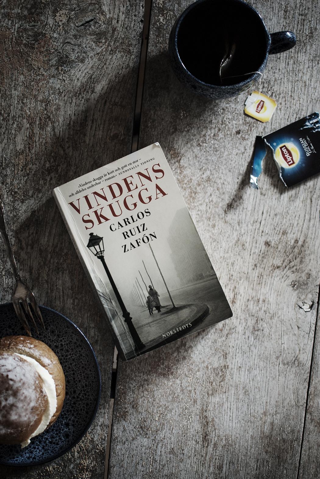 bokdagbok II – Vindens skugga