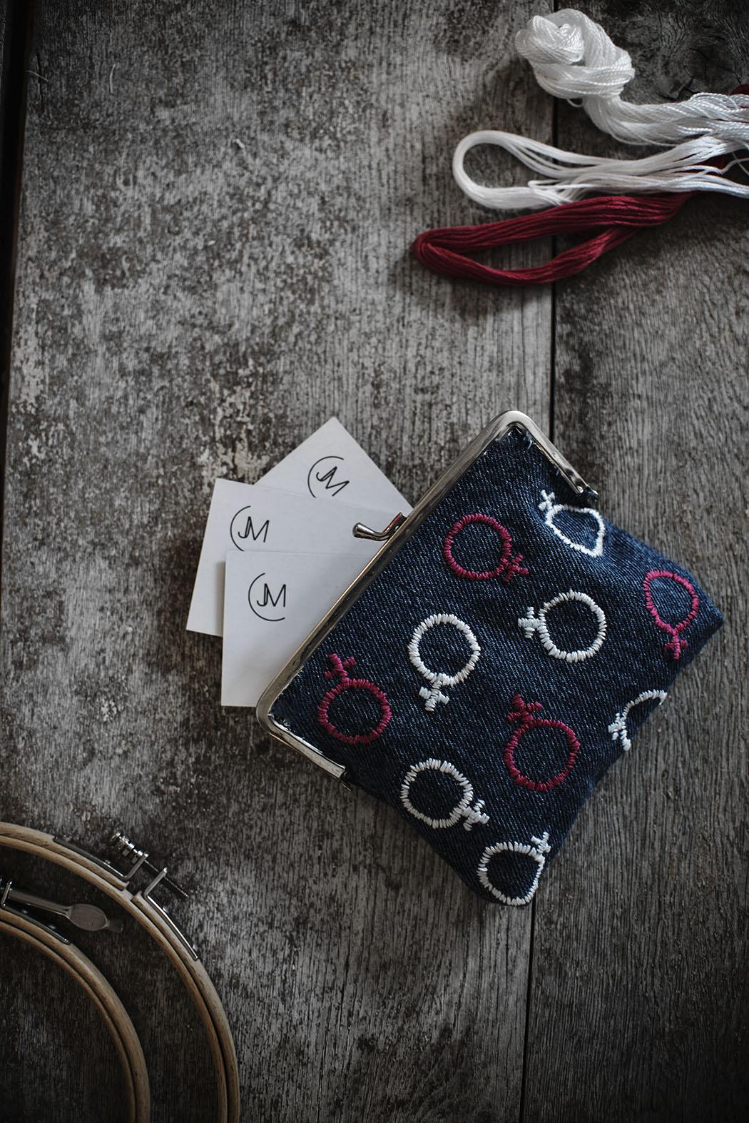 DIY – plånbok