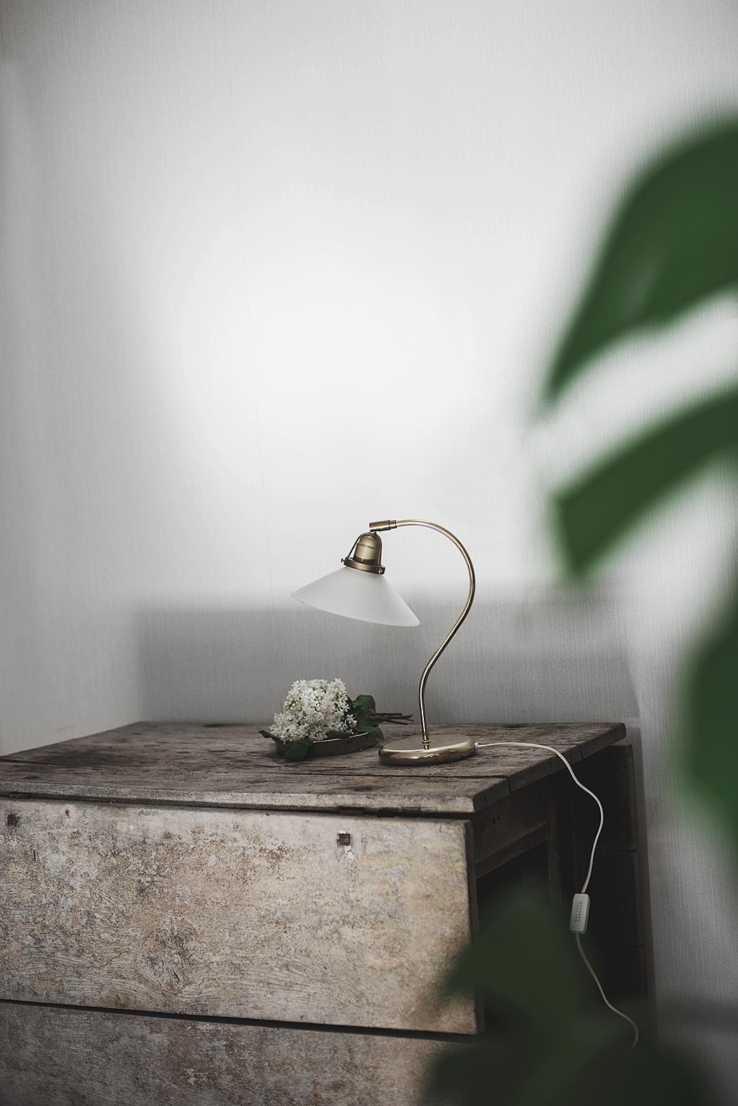 secondhand – skomakarlampa