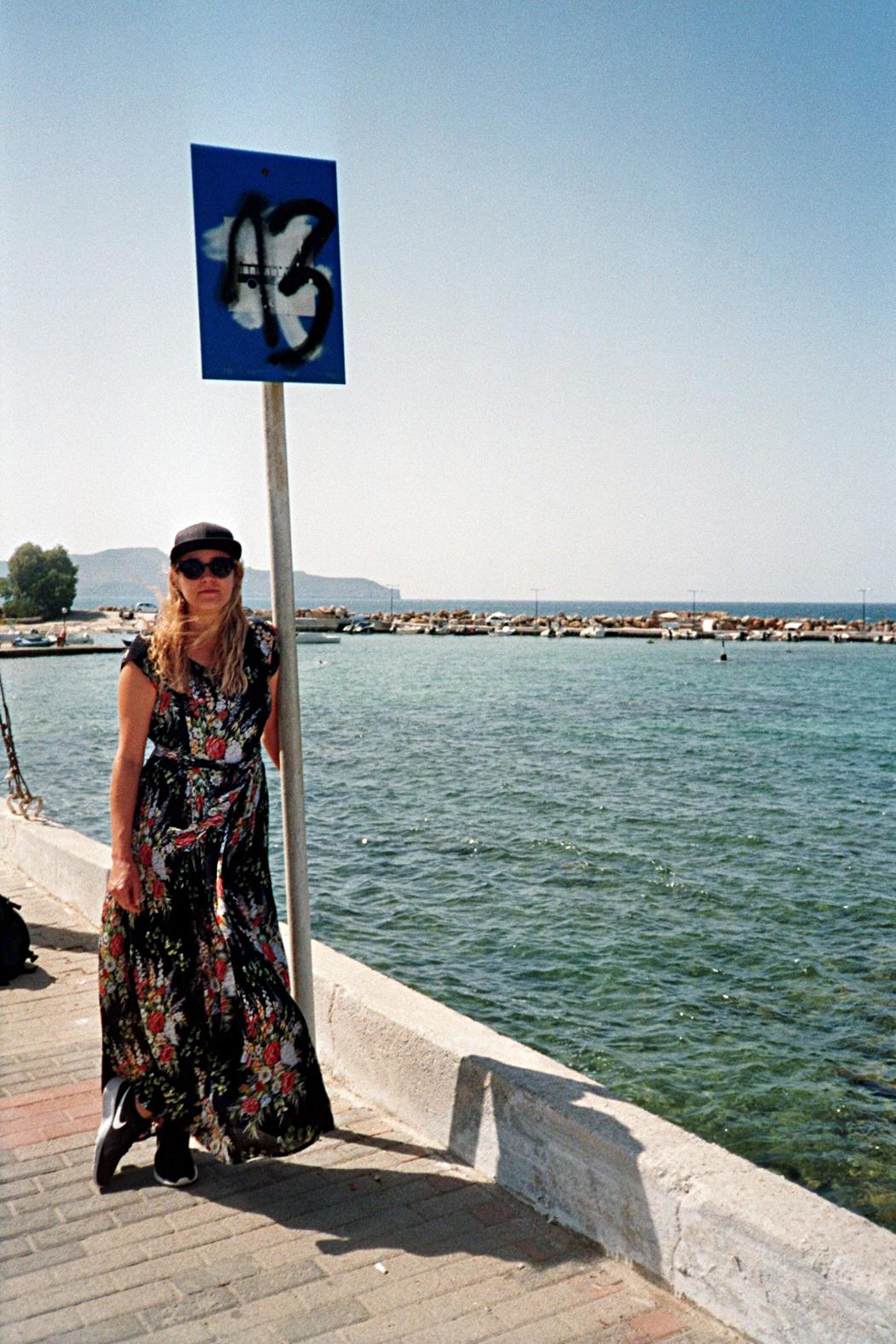analogt från Kreta