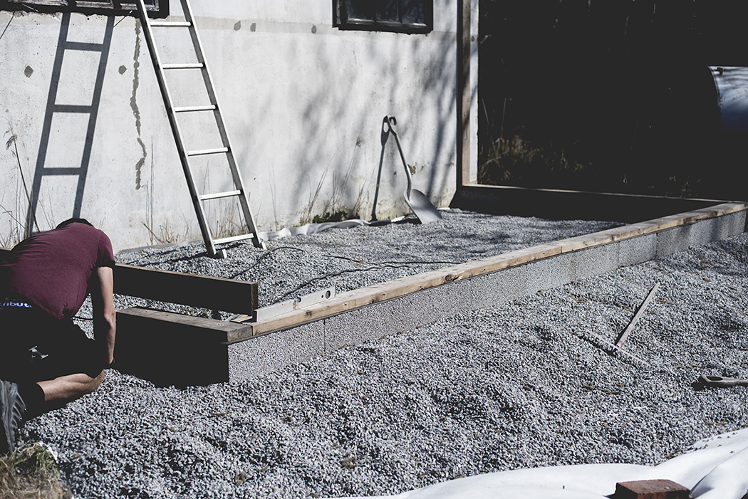 Bygga växthus – del 2