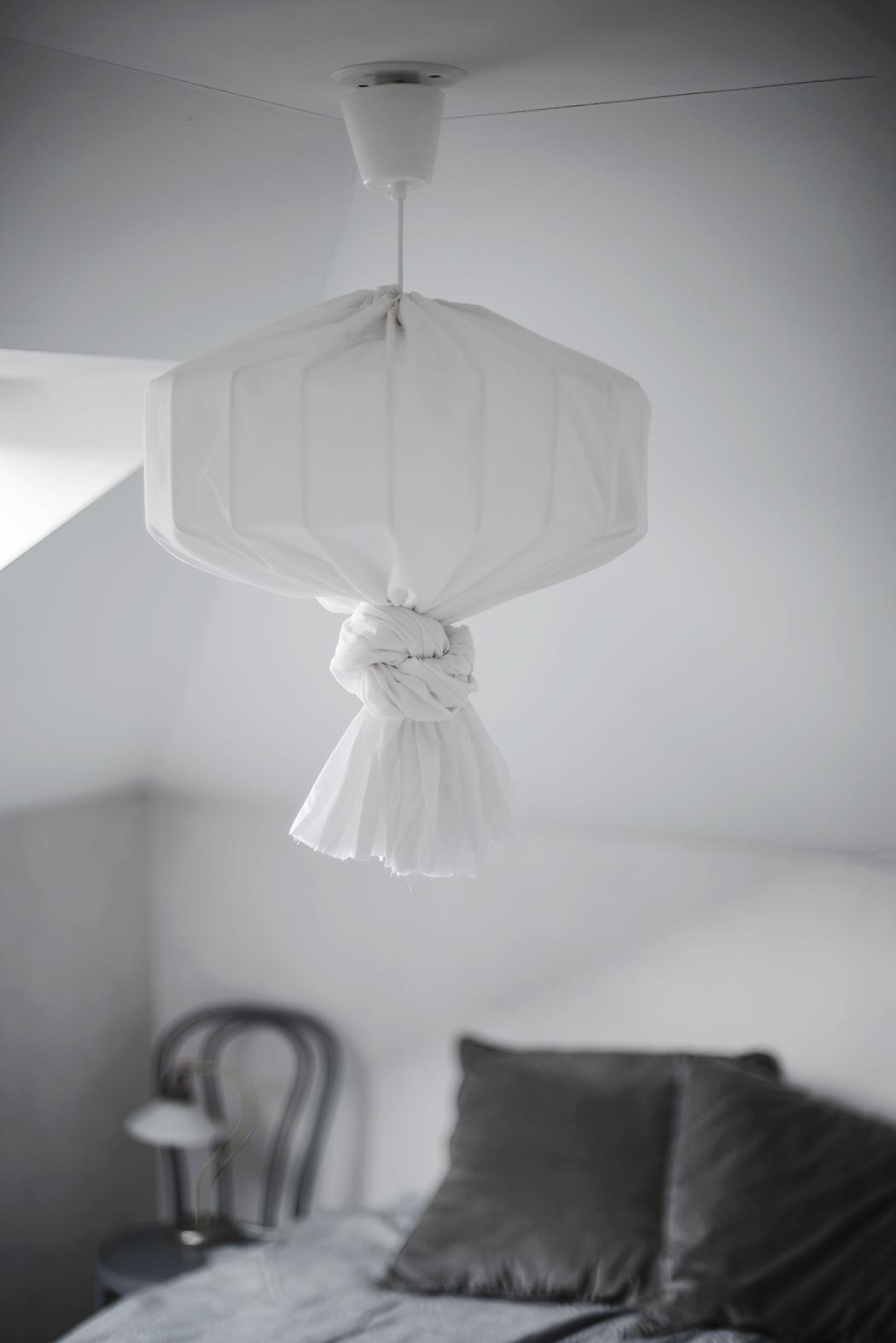 uppdaterad sovrumslampa