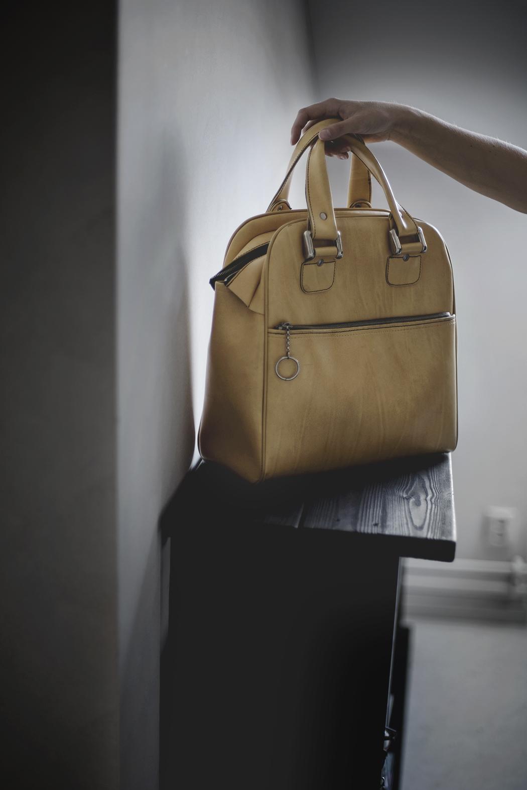 en ny väska till jobbet