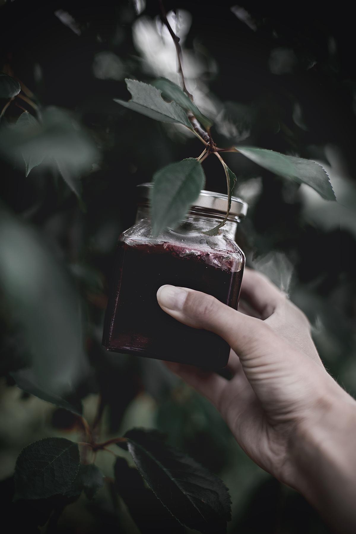 Recept: klarbärsmarmelad