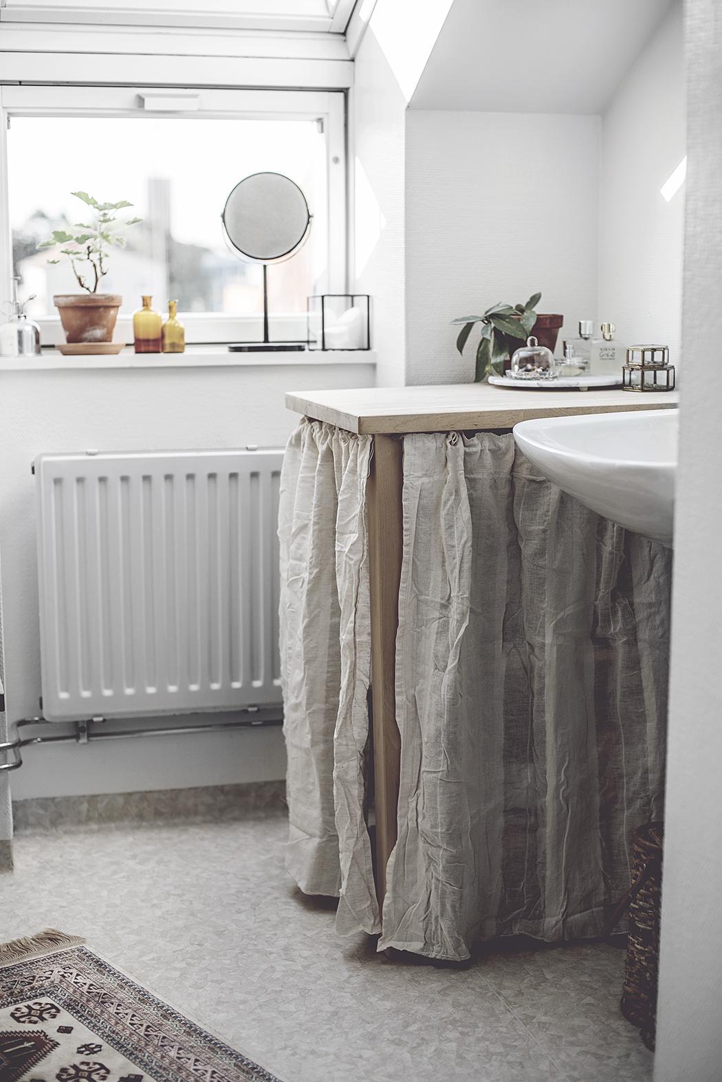 piffa upp badrummet med enkla (hållbara) medel